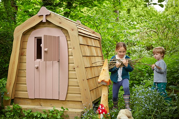 Claiming Around Ideal Play House