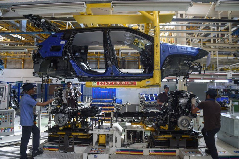 India Automotive Factories Shown
